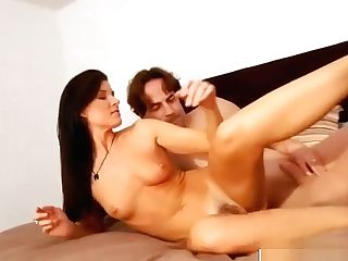 Sweet Fresh Step-mama India Summer Fuck Hard Youthful Dad's Friend