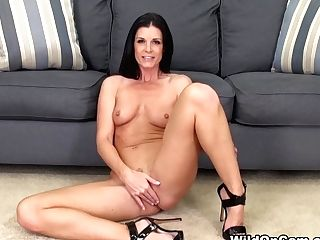 Best Sex Industry Star India Summer In Incredible Natural Tits, Dark-haired Porno Flick