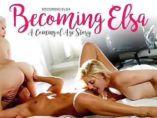 India Summer In Becoming Elsa  - Sweetheartvideo